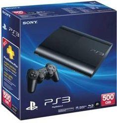 NEW PS3 SLIM SYSTEM 500GB STANDALONE