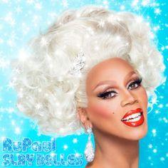 Celebrity of the day! Ru Paul! #slaymybeauty #celebrities #makeup