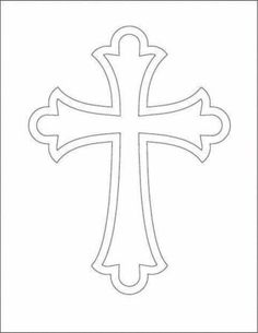 Best 12 This is a super Celtic cross for use with laser engraving or cutting, cnc routing or whatever you can come up with. Its a vector file so you can change it to whatever size you need! The picture is shown with thicker outlines that what Cross Coloring Page, Coloring Pages, Cross Drawing, Cross Silhouette, Old English Font, Cross Pictures, Posca Art, Christmas Stencils, Wooden Crosses