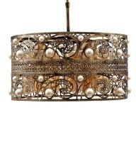 Chandelier, Ceiling Lights, Pearls, Decor, Candelabra, Decoration, Chandeliers, Beads, Decorating