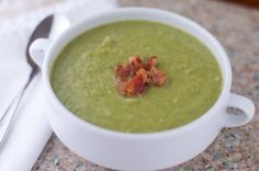 Hearty and savory, we think you are going to love this stuff! Brent aptly pointed out that it is very reminiscent of split-pea soup. But we agree, it's so much better than that! It's thick and rich...