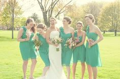 @Jenna Schulz what do you think about the style of this bridesmaids dress??