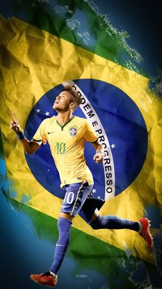 Neymar Football, Football Art, Ronaldo Juventus, Cristiano Ronaldo, Neymar Jr Wallpapers, Neymar Pic, Pin Pics, Sports Stars, Messi