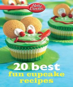 20 best fun cupcake recipes