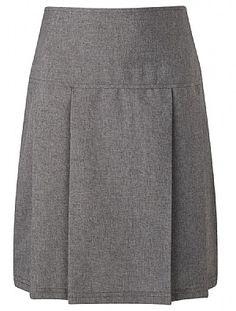 Only Uniform Girls Pull Up Heart Pocket School Trousers Kids Schoolwear Pants UK