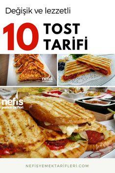 Tost ekmeği ile şahane lezzetlere hazır mısınız? Tek malzemeyle bir öğün olan yumurtalı tost tarifi, bol malzemeli oluşuyla tıka basa doyuran atom tost tarifi, ekmek gerektirmeyecek patatesli tost tarifi gibi hepsi denenmiş ve pratik olan tatlar ve birçok tost tarifi Nefis Yemek Tariflerinde.  #tosttarifleri #kahvaltılıktarifler #nefisyemektarifleri #yemektarifleri  #tarifsunum #lezzetlitarifler #lezzet #sunum #sunumönemlidir #tarif  #yemek #food #yummy