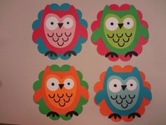 Cricut your Classroom: More Owl Classroom projects