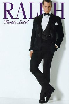 Ralph Lauren Purple label. I always liked the color Purple since 1 year before this label came out. Purp Up!!!