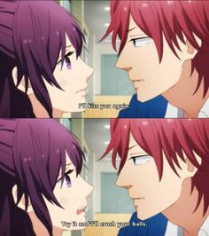 Rainbow Days, Nijiiro Days, Comedy, Romance, School, Slice of Life << Love the dynamic of their relationship! Wish they'd be a couple already!