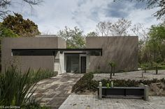 Image 6 of 37 from gallery of RGT House / GBF Taller de Arquitectura. Photograph by Luis Gordoa