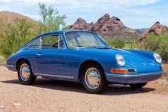 1966 PORSCHE 912 3 GAUGE RESTORATION