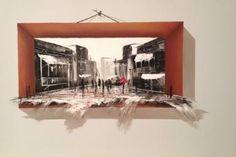 "Saatchi Art Artist Eka Peradze; Painting, ""Eka Peradze. 3D Bilder. Recently Sold"" #art"