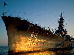 Battleship Memorial Park, Mobile Alabama