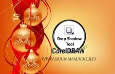 CorelDRAW Drop Shadow tool Preview