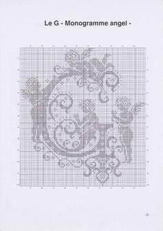 Вышиваем крестиком. МОНОГРАММЫ С АНГЕЛАМИ (10) (495x700, 172Kb)