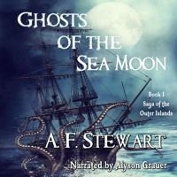 Ghosts of the Sea Moon Audiobook Sample by AF Stewart on SoundCloud