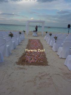 Gazebo decor #Beachweddings