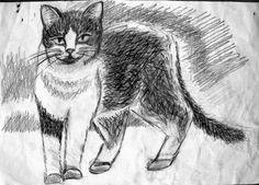 Resultado de imagem para desenhos com hachuras FLORES