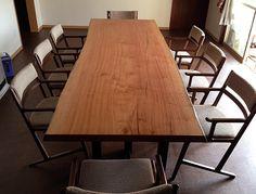 ボセ一枚板テーブル