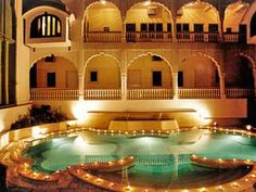 big big haveli in jaipur..!