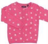 Blue-Seven-vest-roze-witte-ster  Heel mooi roze vestje met witte sterren van het leuke betaalbare kinderkleding merk Blue Seven.  Blue Seven is bij Lot en Lynn Lifestyle te koop in de maten 92 t/m 128  www.lotenlynn.nl