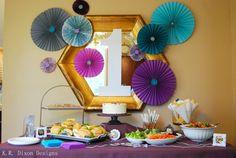 Jewel Toned First Birthday