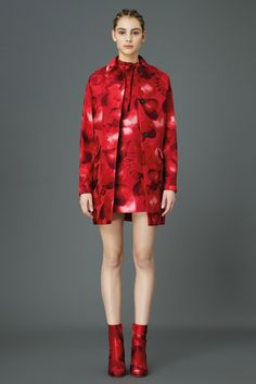 Valentino Pre-Fall 2015 - Collection - Gallery - Style.com red hot hearts for valentines day