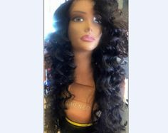 naked virgin human body wave hair lace front by BetterBeautyHAIR