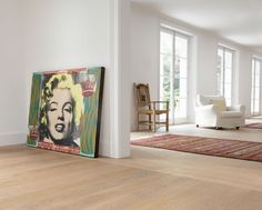 Element 7 |  exceptionally engineered wide plank floors | Pale Oak - white oil - sanded