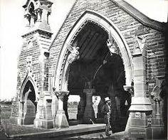 Rookwood no 1 Mortuary Station, NSW