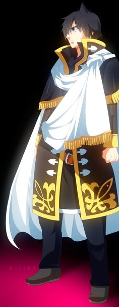 Lord Zeref by kisi86 on DeviantArt