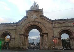 La Necrópolis o Cementerio Cristóbal Colón, #MonumentoNacional de Cuba en la Habana.