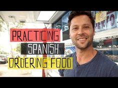 Practicing Spanish: Ordering Food in my Neighborhood - YouTube