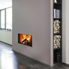 Foyer bois Phenix 95 Green - Bodart & Gonay
