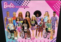 Disney Barbie Dolls, Barbie Sets, Barbie Fashionista Dolls, Play Barbie, Barbie I, Barbie Stuff, Burger Costume, Cake Costume, Rainbow Costumes