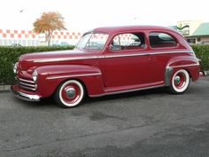 1948 Ford My dad drove this as a teenager whish I could get one for him now