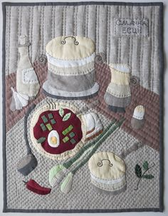 Kitchen Textile Collection on Behance