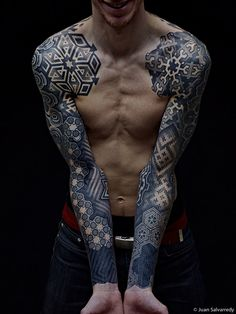 Tattoo Inspiration: Nazareno Tubaro