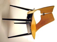 Maria Chomentowska, Plucka (Lungs) chair, 1956.       About the author