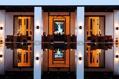 The Serai Pool Cabanas, The Chedi Muscat, North Ghubra 232, Way No. 3215, Street No. 46, Muscat, Sultanate of Oman