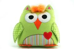 Owl - Happi Bookend and Doorstop - neatoshop.com sooo many nice things :)