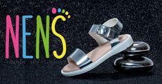 Sandalia espejo Photo Gabriel Bartolo Nens Shoes