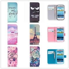 Stand Flip Wallet Cover Leather Paiting Soft Case For Samsung Galaxy S3 S4 S5 mini Neo S6 S7 edge For iphone 4 4s 5 5s SE 6 6s 7-in Phone Bags & Cases from Phones & Telecommunications on Aliexpress.com | Alibaba Group
