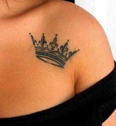 Best Crown Tattoo Designs