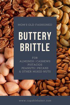 Buttery Brittle