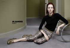 Jil Sander Navy - Campanha Out/Inv 2012.13 | Ad Campaign Fall 2012