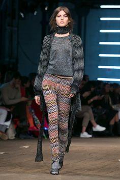 Angela Missoni's vision for fall 2016.