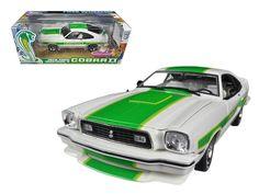 1978 Ford Mustang Cobra II 1:18 American Muscle Diecast Model Cars - GL12895