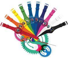 Swatch New Gent Lacquered. Want the yellow one!!!