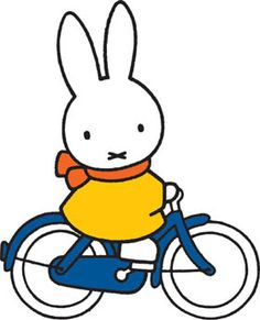 Dick Bruna developed his Miffy drawings by stripping away excess and adhering to strict rules of simplicity. For many decades, he has only used five colours, one shade of each: yellow, red, blue, green and brown.